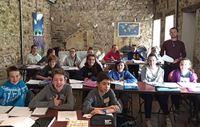 Learning Languages, Language Camp West Achill